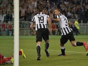Juventus beat Lazio to win Coppa Italia