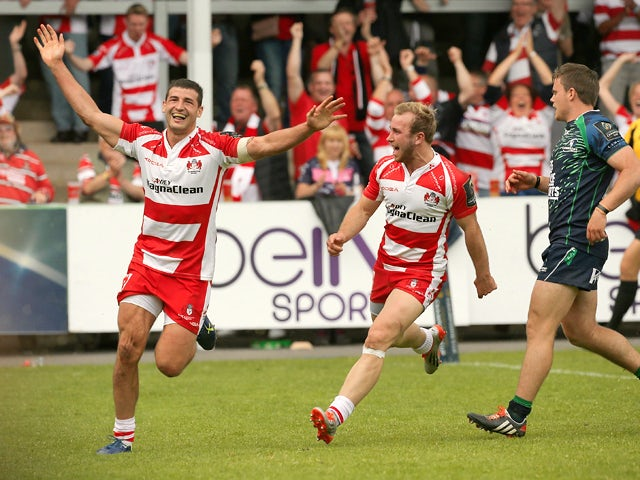 Result: Gloucester complete stunning win
