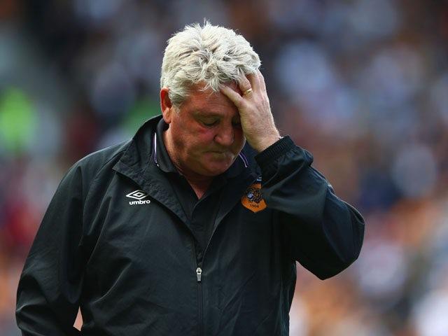 Result: Hull City relegated despite draw