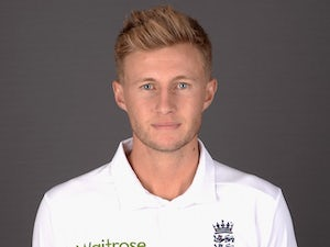 Joe Root poses for an England portrait session on May 19, 2015