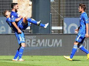 Sassuolo victors over Udinese