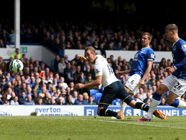 Result: Kane strike guides Tottenham to victory