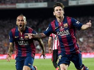 Barca draw Bilbao in Copa quarters