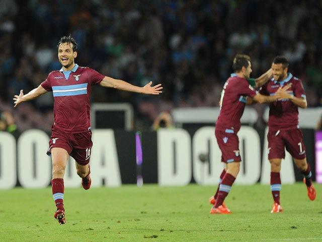 Result: Late Lazio strikes sink Napoli CL hopes