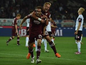 Torino put five past Cesena