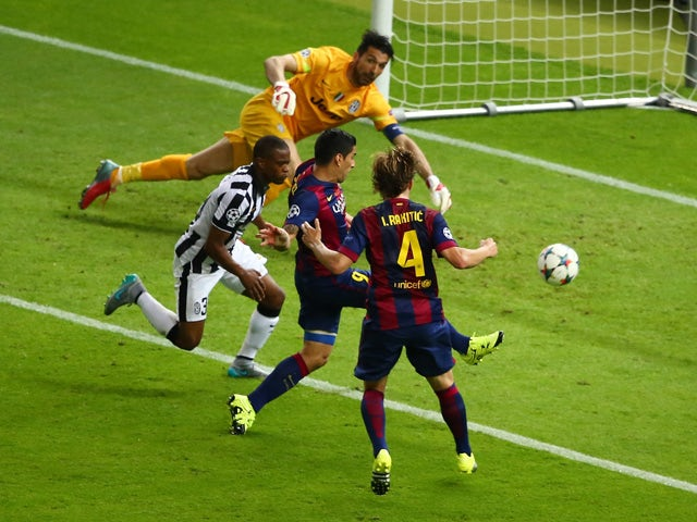 Result: Barcelona win the 2015 Champions League