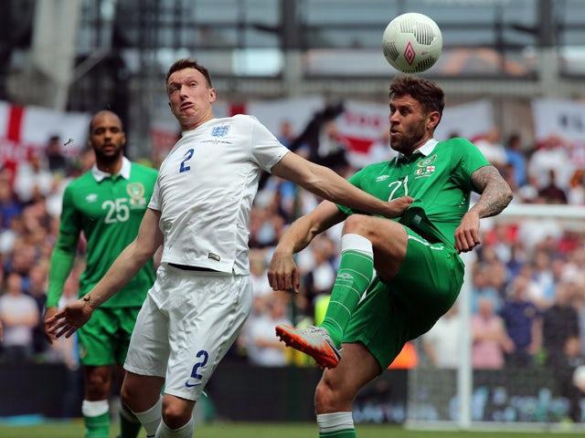 Result: England, Rep. Ireland share goalless draw