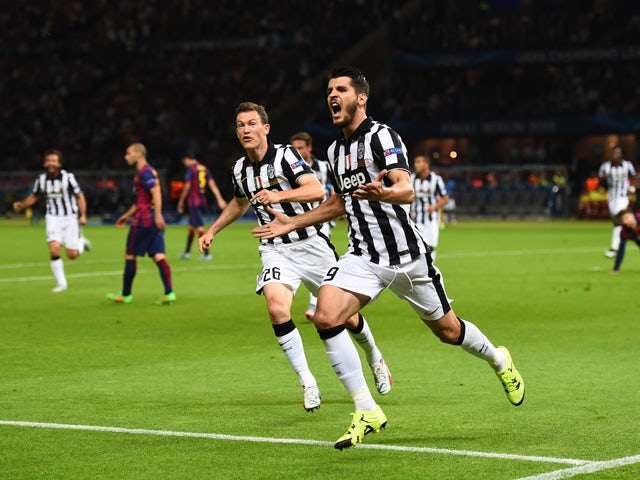 Player Ratings Juventus 1 3 Barcelona Sports Mole