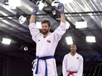 Enes Erkan: 'I'm very happy having claimed gold in men's kumite +84kg'