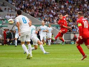 Match Analysis: Slovenia 2-3 England