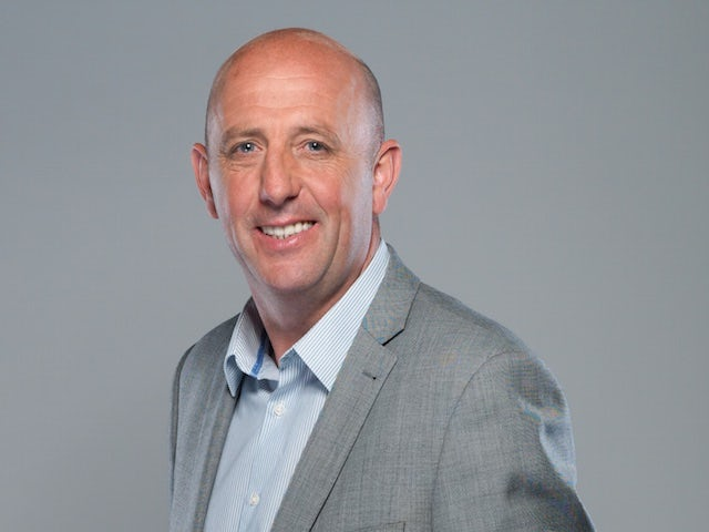 Gary McAllister poses for a photo at the launch of BT Sport Europe on June 9, 2015