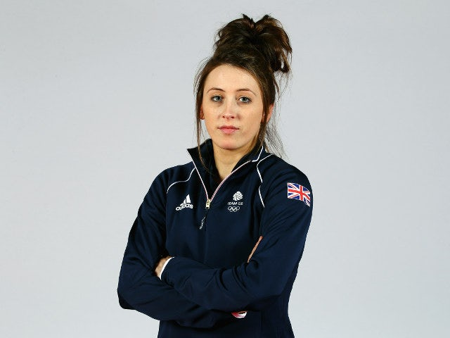 Team GB taekwondo athlete Jade Jones at the kitting out for the 2015 European Games in Baku