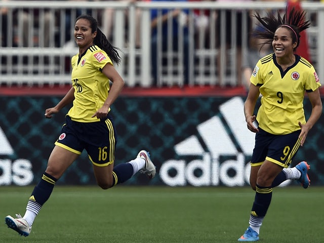 Result: Colombia stun France in World Cup