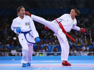 Croatia take gold in women's kumite