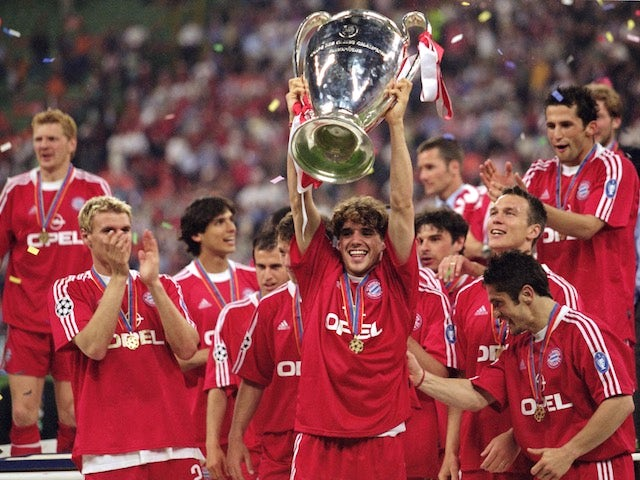 Interview two time champions league winner owen hargreaves sports owen hargreaves of bayern munich lifts the champions league trophy after the final on may 23 altavistaventures Gallery