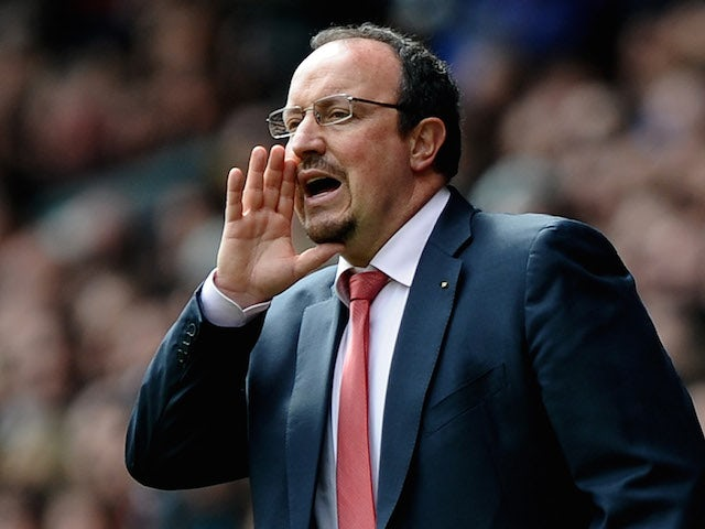 Rafa Benitez says clash with Liverpool will be a 'special game'