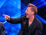 Robbie Savage during the Facebook Football Awards on May 26, 2015