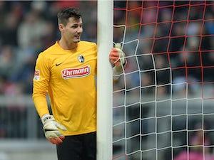 Roman Burki joins Borussia Dortmund