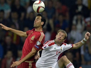 Player Ratings: Belarus 0-1 Spain