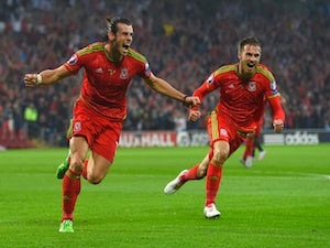 Team News: Gareth Bale to start for Wales