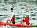Result: Bahdanovich brothers claim canoe 1,000m gold for Belarus at Baku 2015