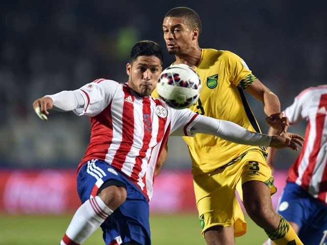 Result: Paraguay see off Jamaica