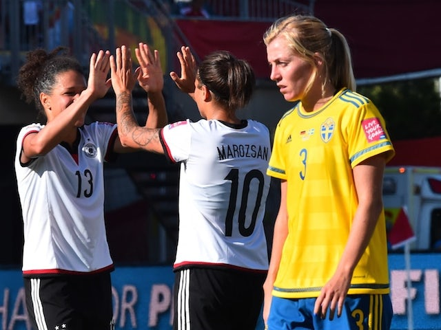 Result: Germany send Sweden home with win