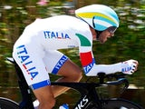 Dario Cataldo of Italy competes in the Men's Individual Time Trial during day six of the Baku 2015 European Games at Bilgah Beach on June 18, 2015
