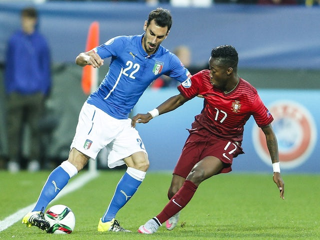 Result: Italy, Portugal play out goalless draw