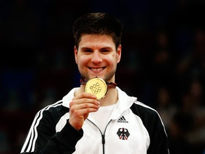 Germany's Ovtcharov wins table tennis gold