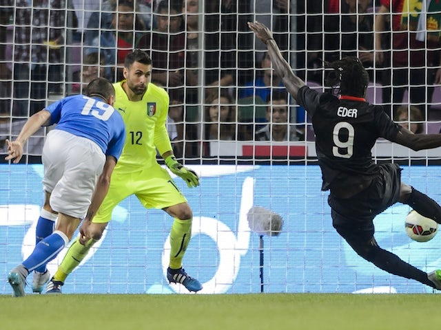 Result: Portugal edge past Italy