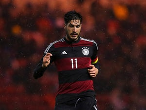 Team News: Four changes for Germany Under-21s