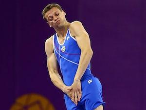 Grishunin satisfied with trampoline bronze