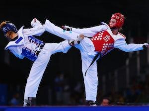 Great Britain's Jade Jones wins taekwondo gold