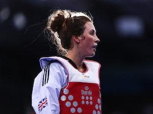 Team GB's Jones reaches taekwondo final