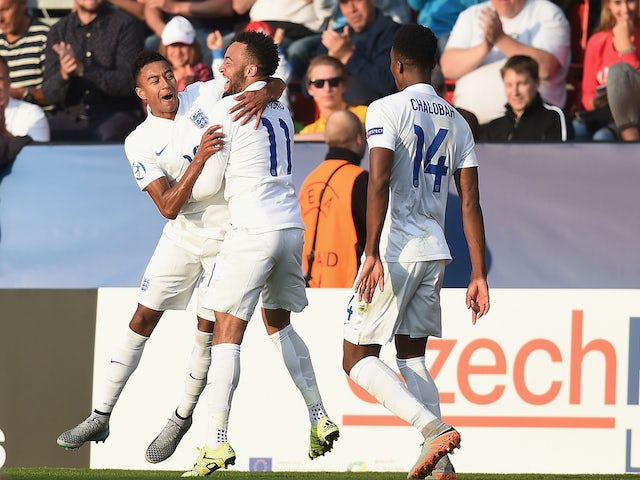 Result: Lingard strikes late to give England win