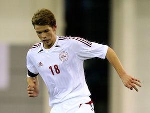 PSV Eindhoven sign Brondby teen Laursen