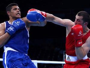 Azerbaijan handed heavyweight gold