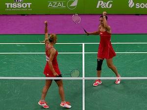 Result: Bulgarian sisters win women's doubles