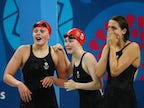 """Interview: Team GB's women's 4x200m freestyle relay delighted with """"amazing"""" bronze"""
