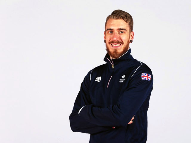 James Honeybone of Team GB during the Team GB kitting out ahead of Baku 2015 European Games at the NEC on June 2, 2015