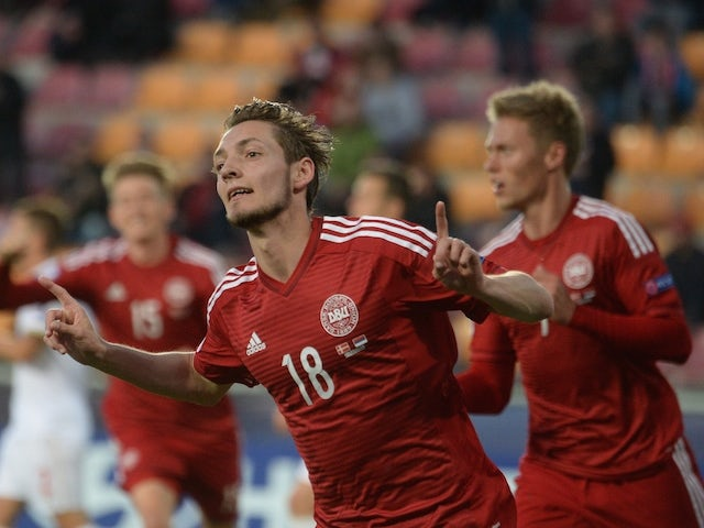 Result: Denmark make Euro 2015 semi-finals