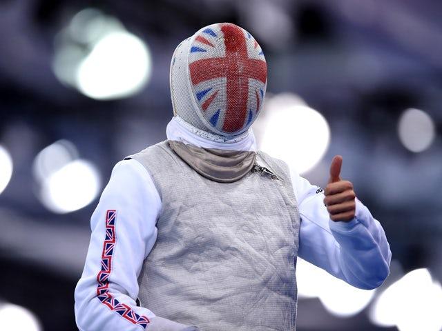Result: Kruse falls short of first Team GB medal