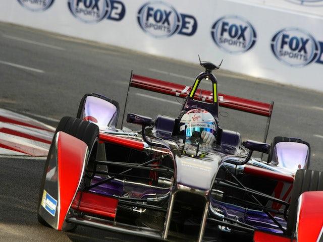 Formula E driver Sam Bird, 24th June 2015