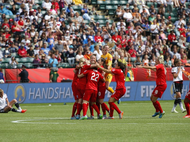 Result: Williams fires Lionesses to third place
