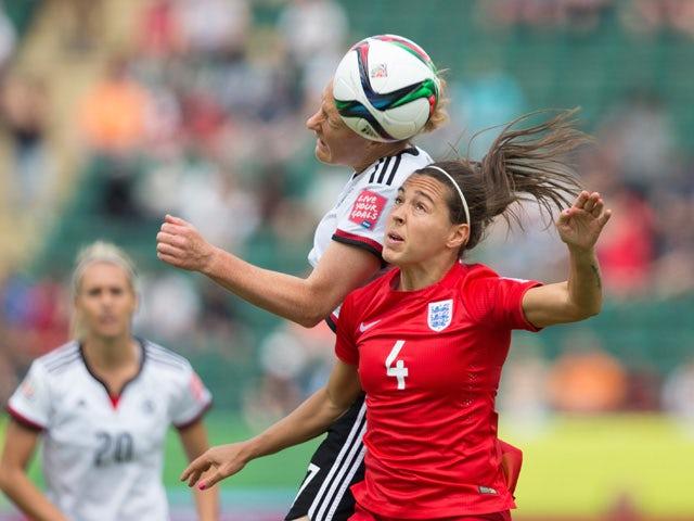 Fara Williams: 'England players must use Olympics to build momentum'