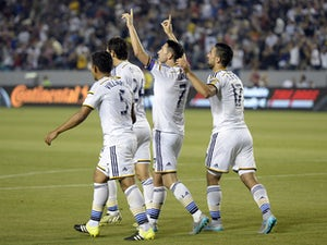 Galaxy stage comeback win over Rapids