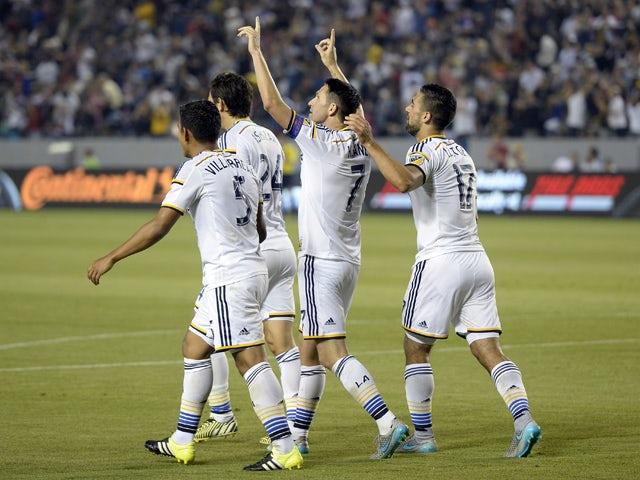 Result: LA Galaxy thrash New York City to go top