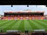 A general view of Ashton Gate prior to the Pre Season Friendly match between Bristol City and West Bromwich Albion at Ashton Gate on July 30, 2011