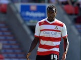 Bongani Khumalo of Doncaster during the Sky Bet Championship match between Doncaster Rovers and Blackpool at Keepmoat Stadium on August 03, 2013